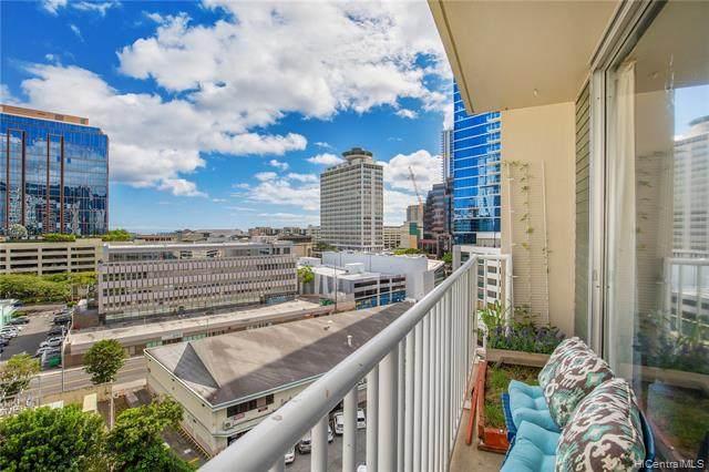 750 Amana Street #1009, Honolulu, HI 96814 (MLS #202115042) :: Hawai'i Life