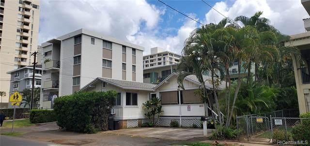 1706 Dole Street, Honolulu, HI 96822 (MLS #202115046) :: Compass