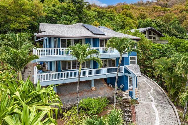 44-145 Kahinani Way, Kaneohe, HI 96744 (MLS #202115060) :: Island Life Homes