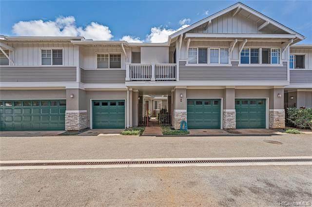 1161 Mokuhano Street A103, Honolulu, HI 96825 (MLS #202115075) :: LUVA Real Estate