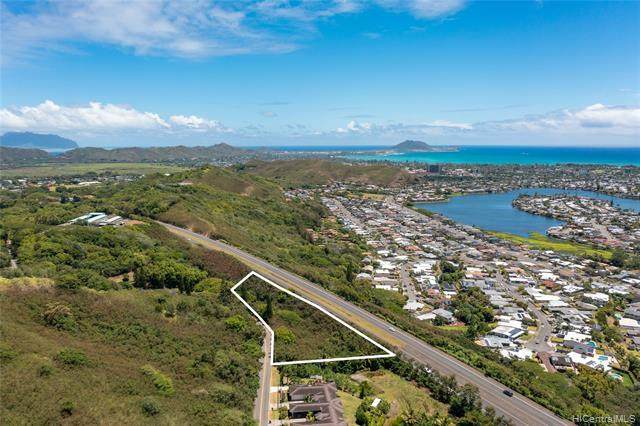 42-311 Old Kalanianaole Road, Kailua, HI 96734 (MLS #202115096) :: Team Lally