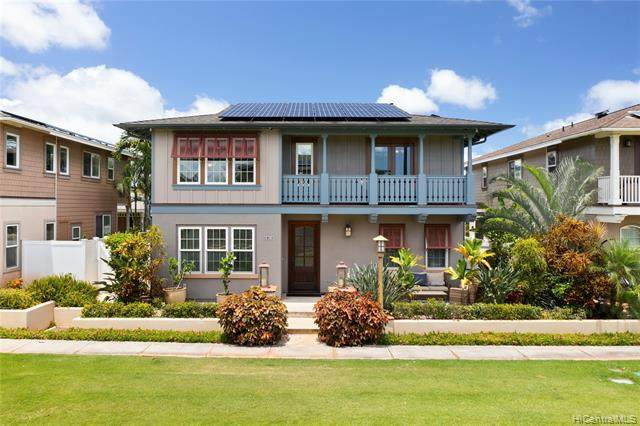 91-1035 Waikapoo Street, Ewa Beach, HI 96706 (MLS #202115105) :: Compass