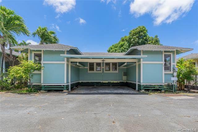 3259 Hayden Street #7, Honolulu, HI 96815 (MLS #202115114) :: Corcoran Pacific Properties