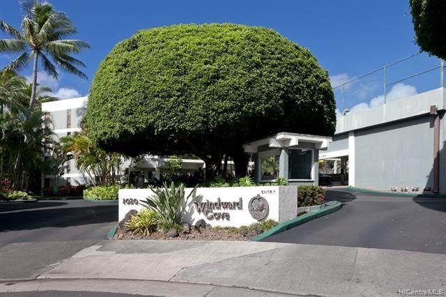 1020 Aoloa Place 303B, Kailua, HI 96734 (MLS #202115124) :: Team Lally