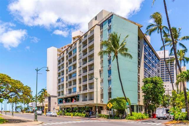 134 Kapahulu Avenue #402, Honolulu, HI 96815 (MLS #202115128) :: Keller Williams Honolulu