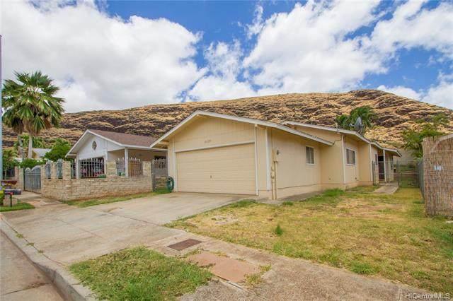 86-253 Leihua Street, Waianae, HI 96792 (MLS #202115159) :: LUVA Real Estate
