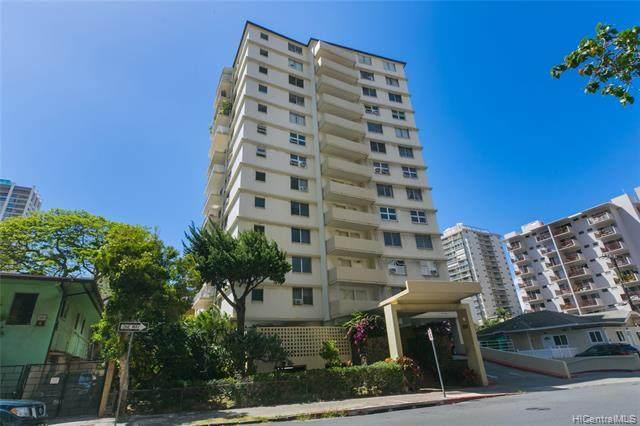 222 Liliuokalani Avenue #1203, Honolulu, HI 96815 (MLS #202115169) :: Compass
