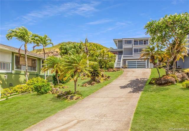 1168 Kaluanui Road, Honolulu, HI 96825 (MLS #202115175) :: Compass