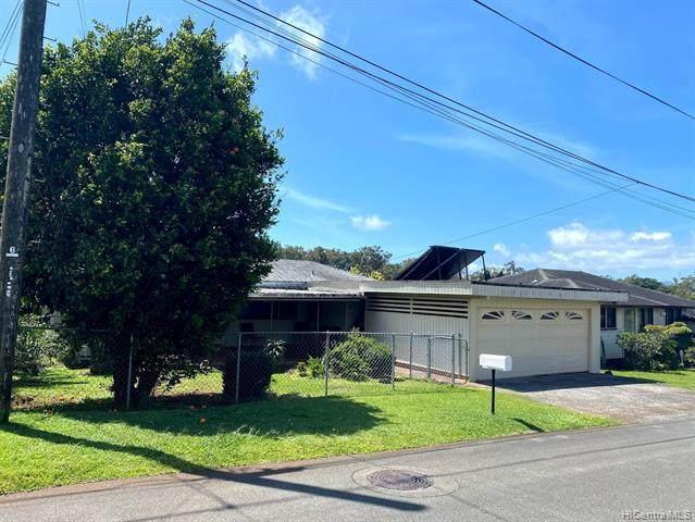 1785 Koikoi Street #0, Wahiawa, HI 96786 (MLS #202115217) :: Team Lally