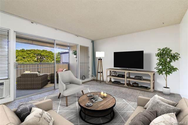 3741 Kanaina Avenue #315, Honolulu, HI 96815 (MLS #202115218) :: Weaver Hawaii | Keller Williams Honolulu