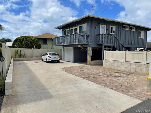 1123 Kamehameha IV Street J, Honolulu, HI 96819 (MLS #202115261) :: LUVA Real Estate