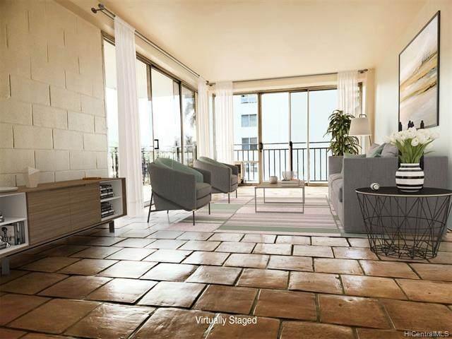 1415 Victoria Street #201, Honolulu, HI 96822 (MLS #202115271) :: LUVA Real Estate
