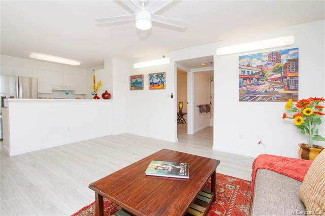 1448 Young Street #203, Honolulu, HI 96814 (MLS #202115282) :: LUVA Real Estate