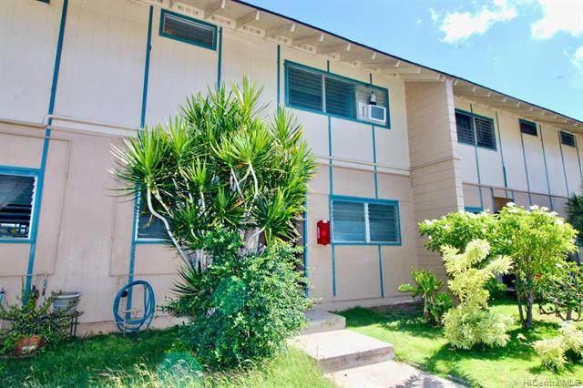 91-627 Kilaha Street #12, Ewa Beach, HI 96706 (MLS #202115285) :: Compass