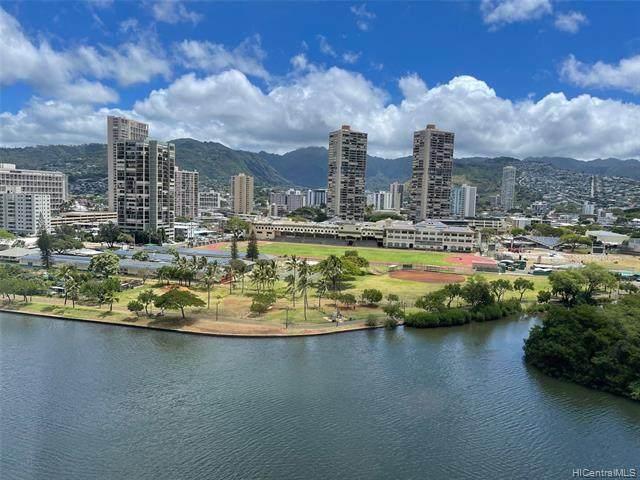 2211 Ala Wai Boulevard #1506, Honolulu, HI 96815 (MLS #202115323) :: Compass