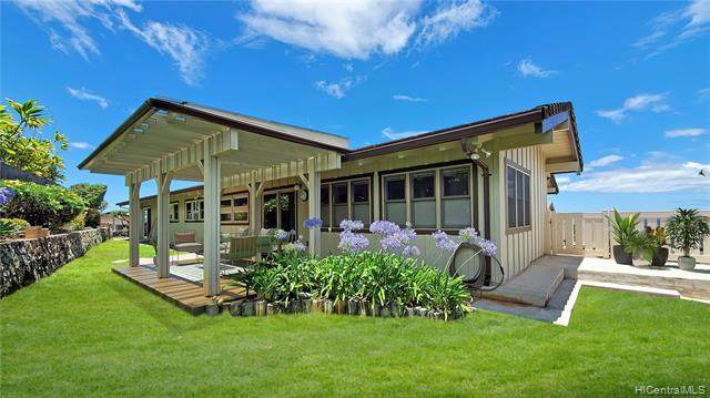 98-1765 Ipuala Loop, Aiea, HI 96701 (MLS #202115340) :: Weaver Hawaii   Keller Williams Honolulu