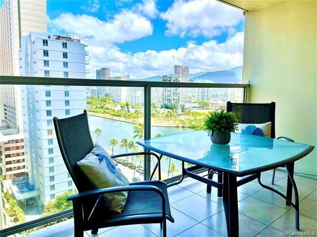 445 Seaside Avenue #1514, Honolulu, HI 96815 (MLS #202115349) :: Compass