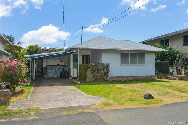 938 Wailupe Place, Honolulu, HI 96821 (MLS #202115350) :: Corcoran Pacific Properties