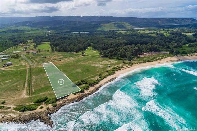 56-1089 Kamehameha Highway #5, Kahuku, HI 96731 (MLS #202115356) :: Team Lally