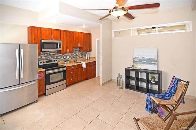 1020 Green Street #101, Honolulu, HI 96822 (MLS #202115359) :: LUVA Real Estate