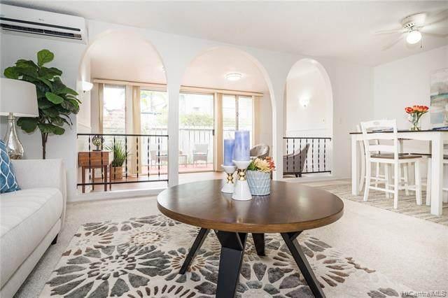 94-061 Kuahelani Avenue #135, Mililani, HI 96789 (MLS #202115361) :: LUVA Real Estate