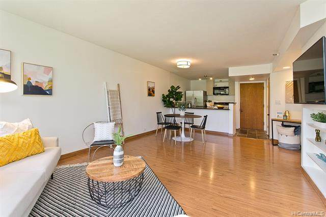 60 N Beretania Street #308, Honolulu, HI 96817 (MLS #202115364) :: LUVA Real Estate