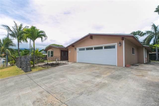 1115 Mokapu Boulevard, Kailua, HI 96734 (MLS #202115372) :: Team Lally