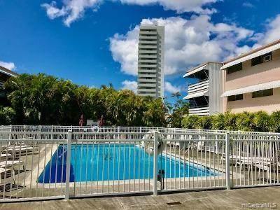 1330 Wilder Avenue #121, Honolulu, HI 96822 (MLS #202115396) :: LUVA Real Estate