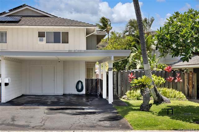 145 Opihikao Way #1152, Honolulu, HI 96825 (MLS #202115403) :: Weaver Hawaii | Keller Williams Honolulu
