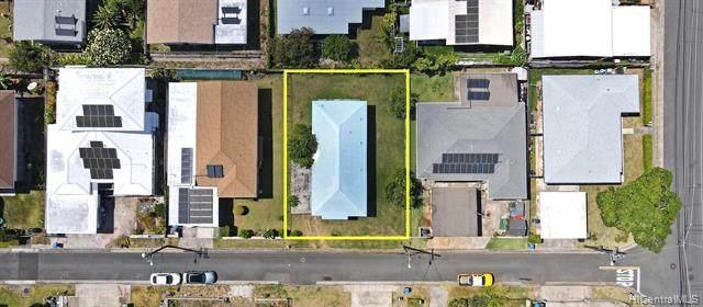 6036 Kaniela Place, Honolulu, HI 96821 (MLS #202115415) :: Corcoran Pacific Properties