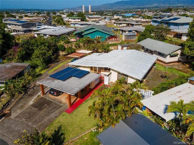 709 Hualau Place, Pearl City, HI 96782 (MLS #202115416) :: Keller Williams Honolulu
