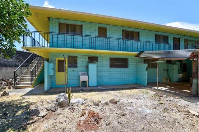 822 Kapaakea Lane, Honolulu, HI 96826 (MLS #202115417) :: Team Lally