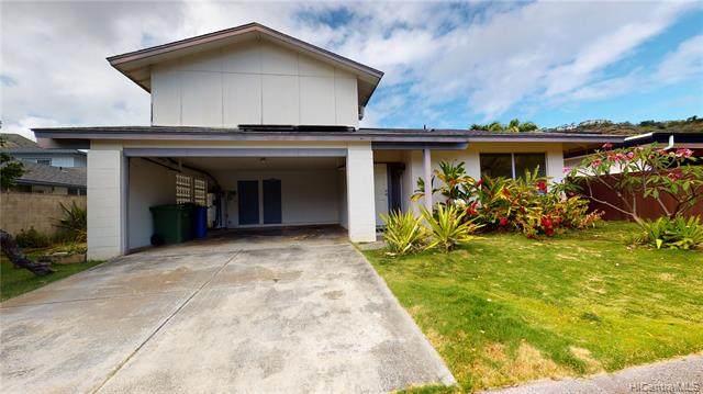 7212 Kipu Place, Honolulu, HI 96825 (MLS #202115422) :: Hawai'i Life