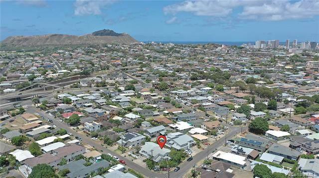 1270 Ekaha Avenue, Honolulu, HI 96816 (MLS #202115423) :: LUVA Real Estate