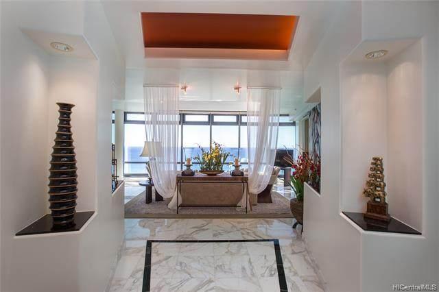 1330 Ala Moana Boulevard #4302, Honolulu, HI 96814 (MLS #202115425) :: Island Life Homes