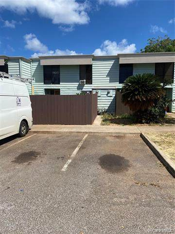 87-2131 Helelua Place #5, Waianae, HI 96792 (MLS #202115433) :: LUVA Real Estate