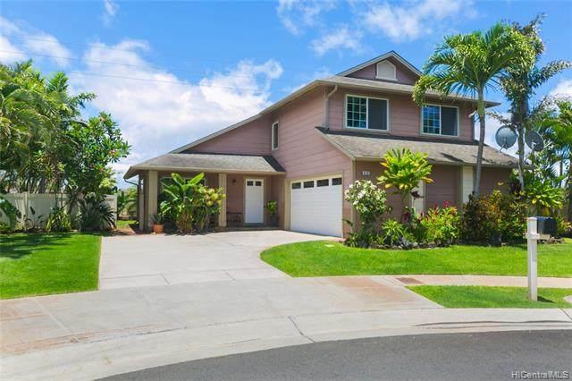 91-1112 Hookaahea Street, Ewa Beach, HI 96706 (MLS #202115436) :: Island Life Homes