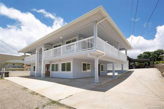 3124 Winam Avenue #3124, Honolulu, HI 96816 (MLS #202115452) :: Corcoran Pacific Properties