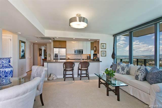 600 Ala Moana Boulevard #2910, Honolulu, HI 96813 (MLS #202115462) :: Corcoran Pacific Properties