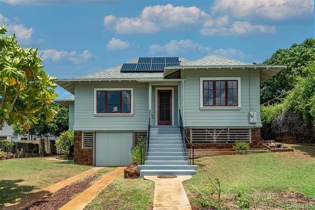 912 17th Avenue, Honolulu, HI 96816 (MLS #202115467) :: Corcoran Pacific Properties