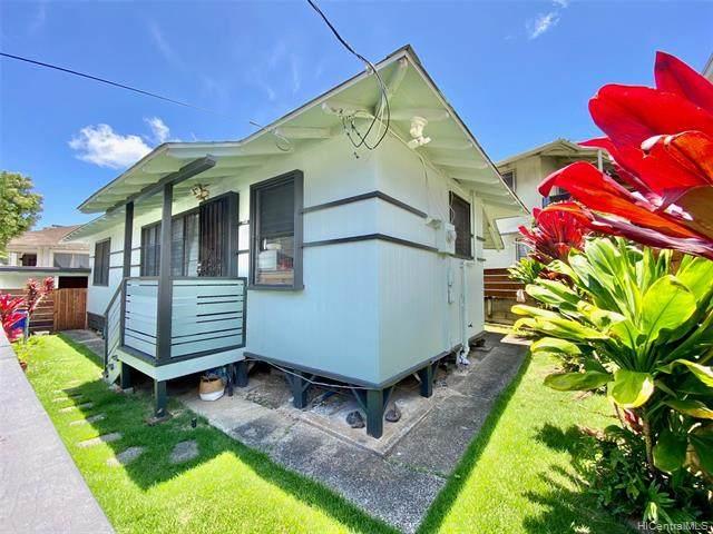 1624 Stillman Lane, Honolulu, HI 96817 (MLS #202115473) :: Compass