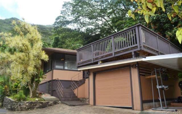 1924 Huea Place, Honolulu, HI 96819 (MLS #202115476) :: Keller Williams Honolulu