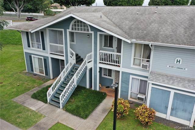 94-820 Lumiauau Street H202, Waipahu, HI 96797 (MLS #202115488) :: Team Lally