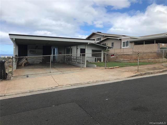 92-806 Moaka Street, Kapolei, HI 96707 (MLS #202115489) :: Weaver Hawaii | Keller Williams Honolulu