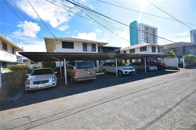 716 Olokele Avenue B & C, Honolulu, HI 96816 (MLS #202115495) :: Corcoran Pacific Properties