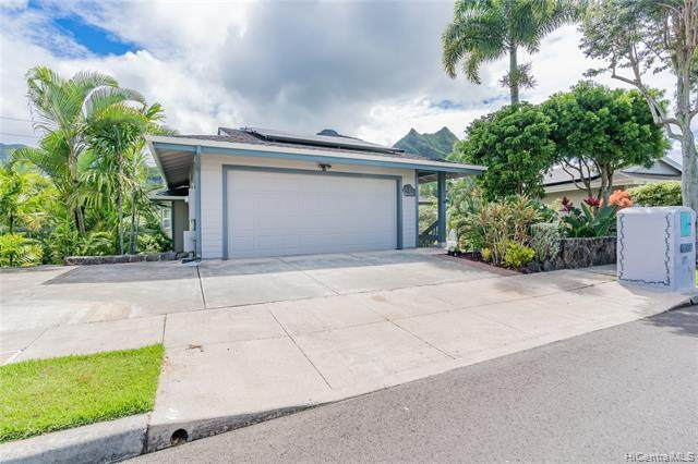 3072 Kahako Place, Kailua, HI 96734 (MLS #202115512) :: Team Lally