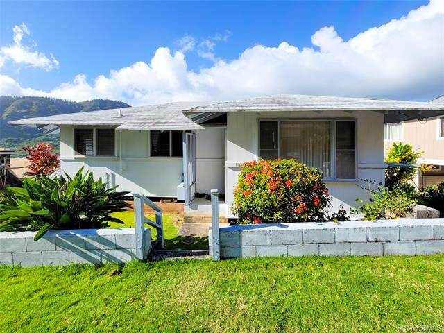 2356 Kuahea Street, Honolulu, HI 96816 (MLS #202115514) :: Team Lally