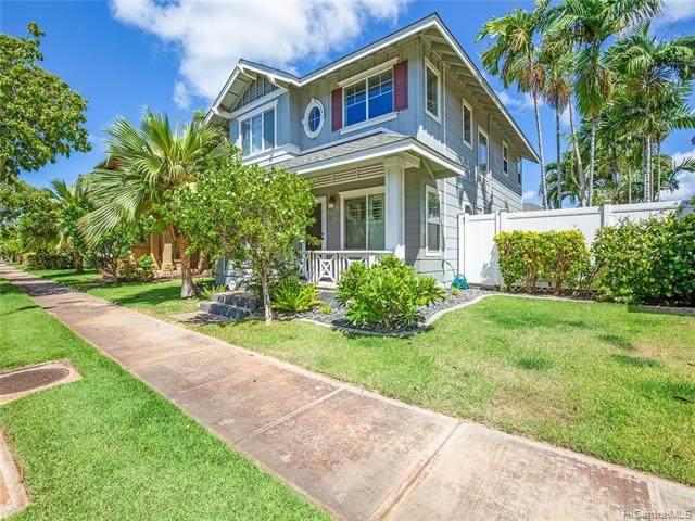 91-1100 Kai Weke Street, Ewa Beach, HI 96706 (MLS #202115517) :: Corcoran Pacific Properties