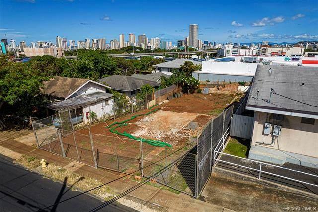 1148 2nd Avenue, Honolulu, HI 96816 (MLS #202115527) :: Corcoran Pacific Properties