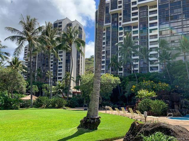 521 SE Hahaione Street 2/9L, Honolulu, HI 96825 (MLS #202115530) :: Hawai'i Life